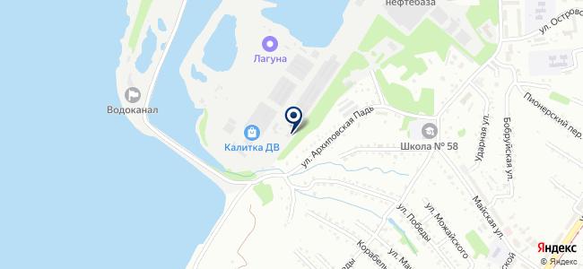 БазальтСтрой-ДВ на карте