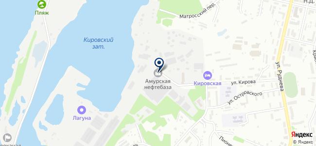 Е7, ООО на карте