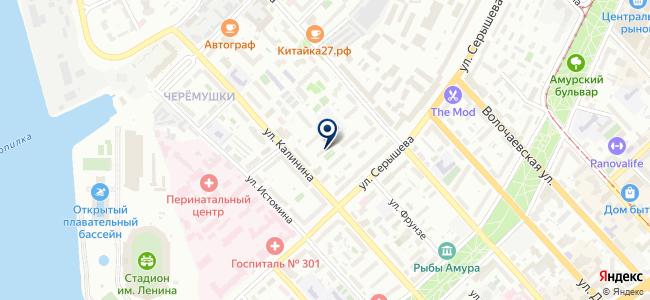 PostDV на карте