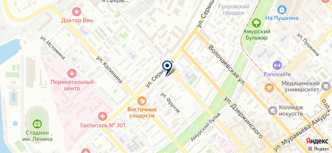Дальэлектромонтаж на карте