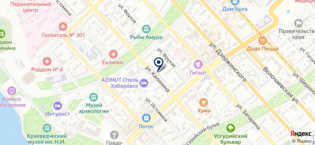 ITC-ELECTRONICS на карте