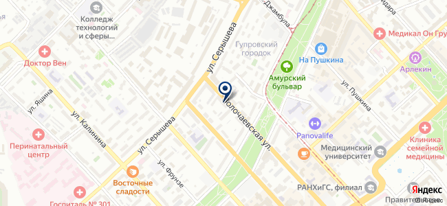 PLASMA CITY на карте