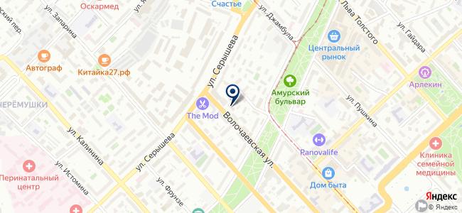 ТВ-Сервис на карте