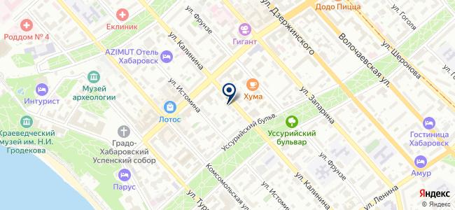 ТехноСвет, салон-магазин на карте