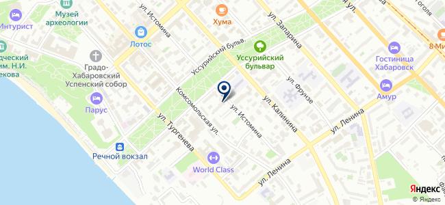 Эмерсон, ООО на карте