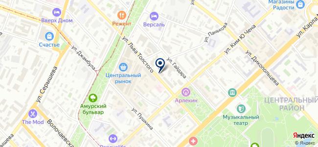 Камский кабель-Хабаровск, ООО на карте