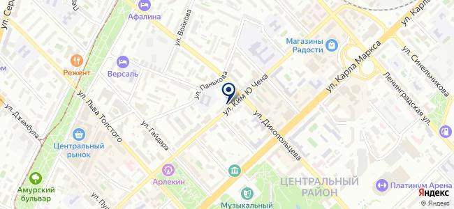 Компания Стройкомфорт, ООО на карте