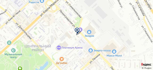 Таврида Электрик Дальний Восток, ООО на карте