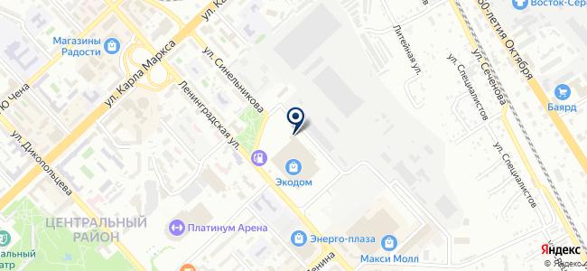 Связь Монтаж Комплект, ООО на карте