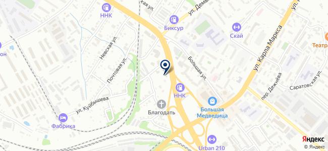 ProC.T.O. на карте