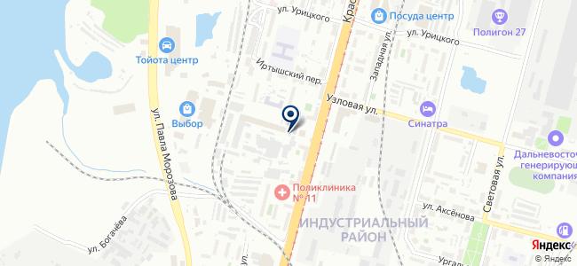 Комплекс-Снаб, ООО на карте