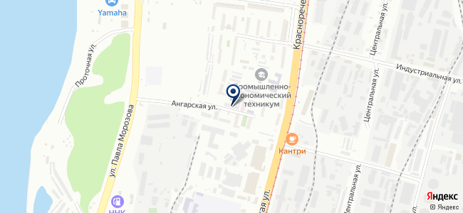 Анкер-ДВ, ООО на карте