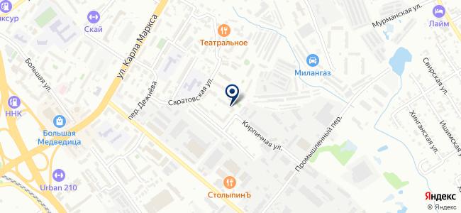ОКС ДВ на карте