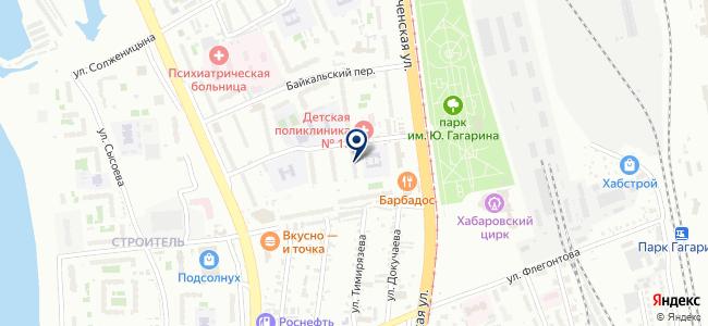 Санмарт на карте