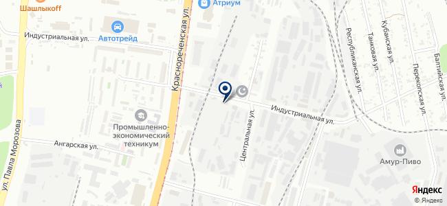Кондтроль, ООО на карте