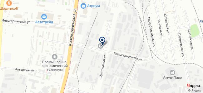 МногоСтрой на карте