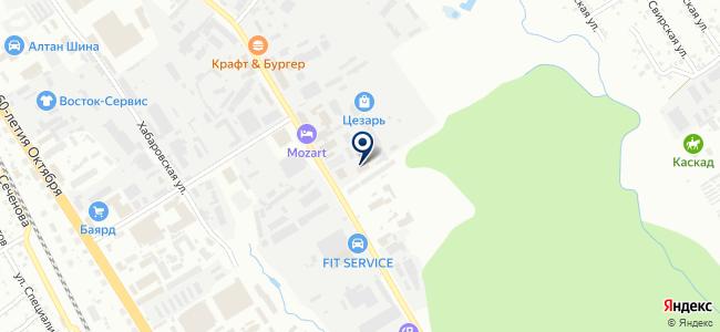 Электро Сити на карте