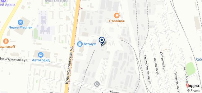 Шилка-Бэттэрис, ООО на карте