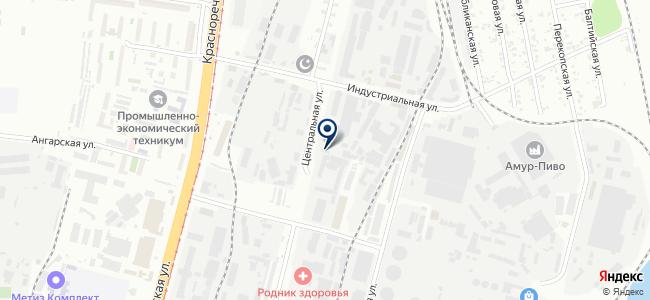 Ресанта на карте