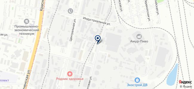 Энергомастер, ООО на карте