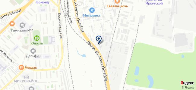 Олимпия ДВ, ООО на карте