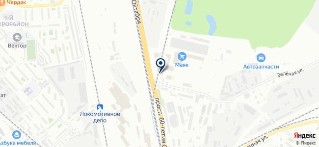 Форкам, ООО на карте