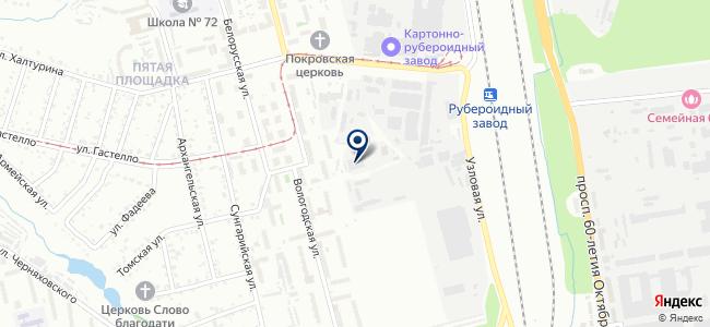 Союз Трейд ДВ, ООО на карте