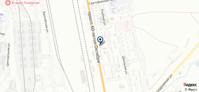 Плюс Минус на карте