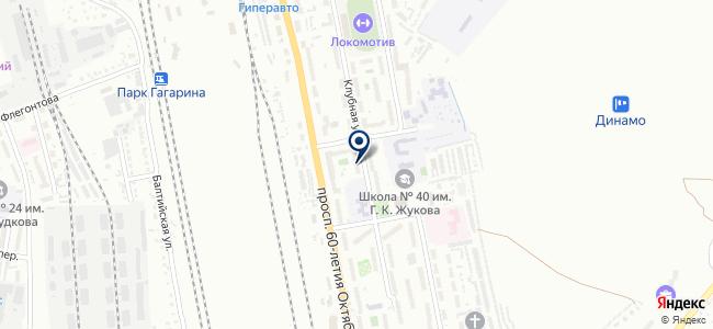 Универсал, ООО на карте