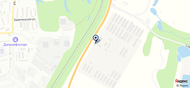 Магазин бегущих строк на карте