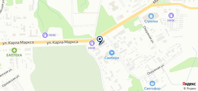 Строймаркет, ООО на карте