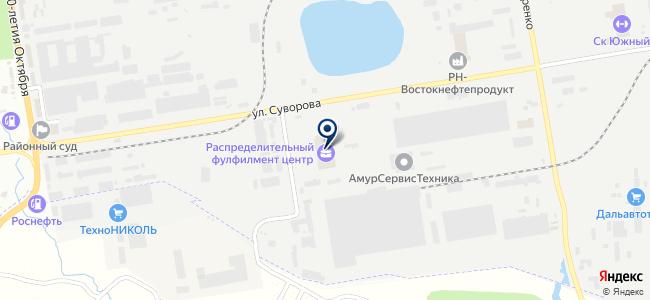 Эй-Пи Трейд, ООО на карте