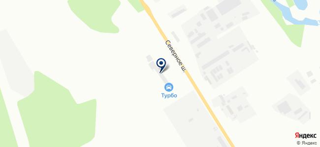 Амурмонтаж, ЗАО на карте