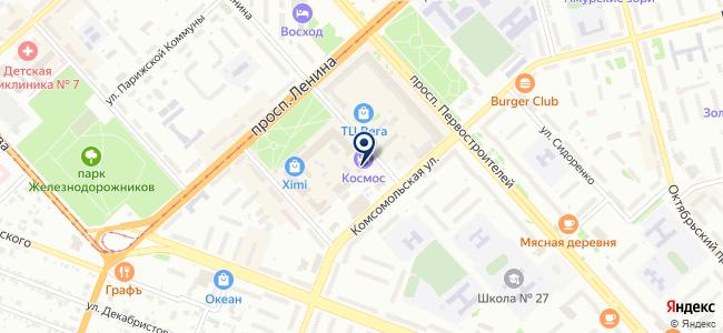 КСБ-Сервис на карте