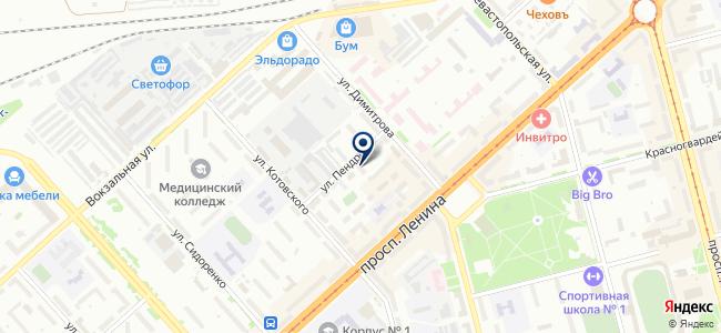 Регионстрой, ООО на карте