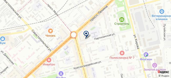 Оптимизация систем управления-ДВ, ООО на карте