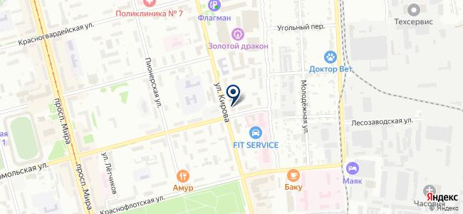 Эконом-Сервис на карте