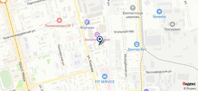 Уровень на карте