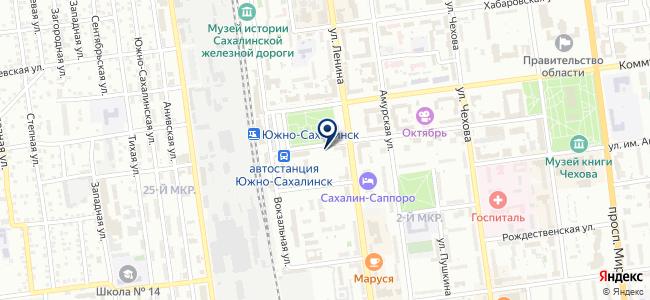 Ток на карте