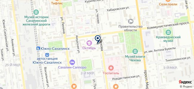 Теплоизоляция, ООО на карте