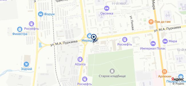 Восток-Шинторг, ООО на карте
