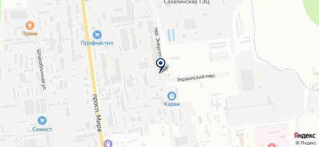 Гаечка на карте