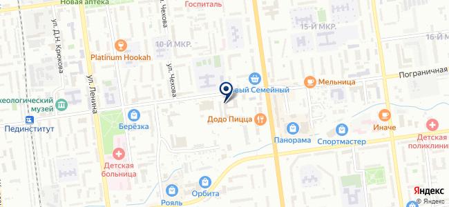Сахалиннавтотранс, ОАО на карте
