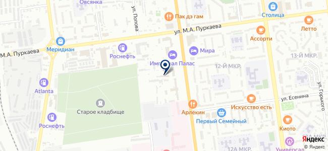 САХЛАЙН, ООО на карте