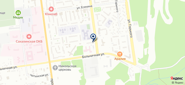 МультиСвет на карте
