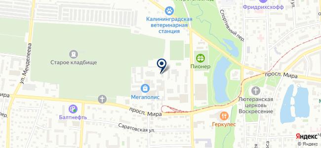 Роскабель, ООО на карте