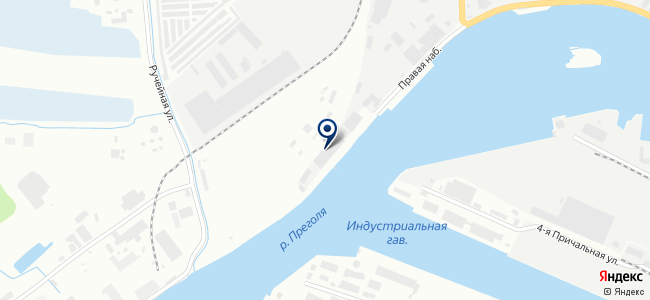 Сервисно-ремонтная компания на карте