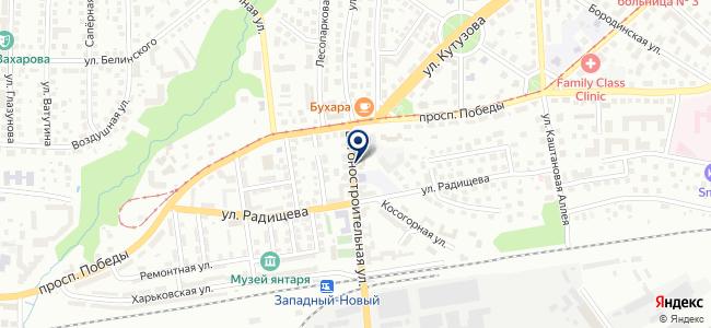 СпецСтройМонтаж на карте