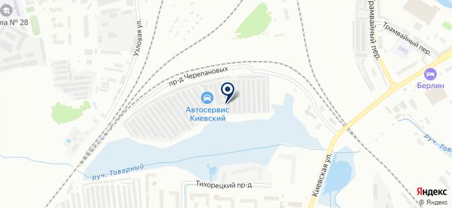 Атлант 39 на карте