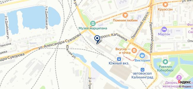 Отделение электросвязи №15 на карте
